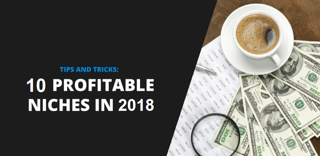 TOP 10 Profitable Blog Niche List That makes the most Money