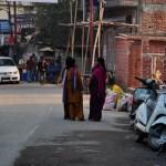 На улицах Ришикеша