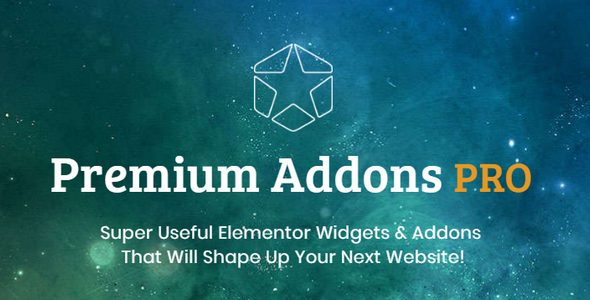 Premium Addons Pro 2.4.4 Nulled – Addon for Elementor