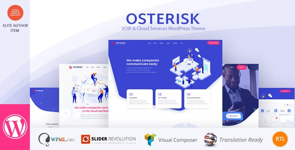 Osterisk 2.3 - VOIP & Cloud Services WordPress Theme - LatestNewsLive | Latest News Live | Find the all top headlines, breaking news for free online April 25, 2021