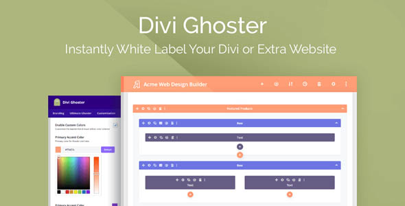 Divi Ghoster 5.0.24 Nulled - White Label Divi Plugin - LatestNewsLive | Latest News Live | Find the all top headlines, breaking news for free online April 25, 2021
