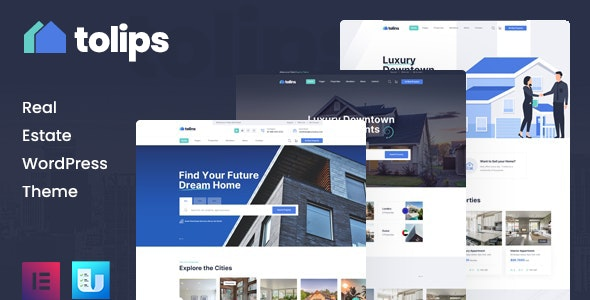 Tolips 1.0.1 - Real Estate WordPress Theme - LatestNewsLive | Latest News Live | Find the all top headlines, breaking news for free online April 26, 2021