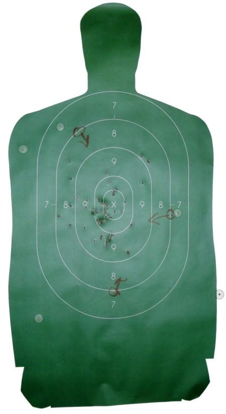 CHL Target