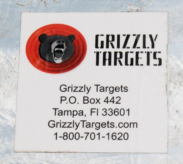 Grizzly Targets