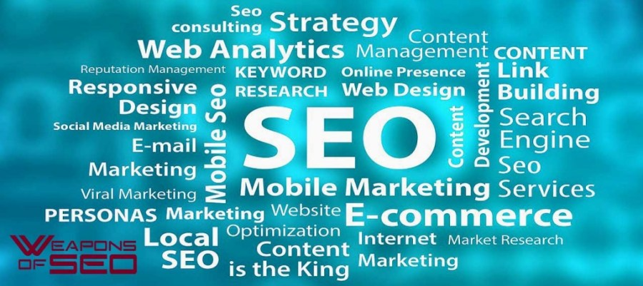 SEO - Search Engine Optimization - WeaponsOfSEO