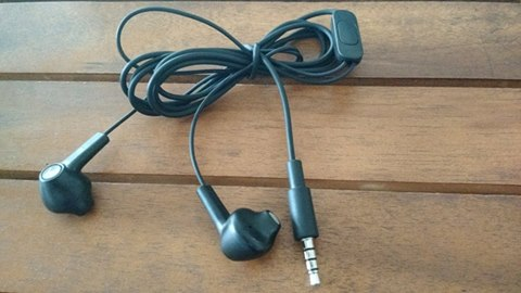 how to wrap your earbuds