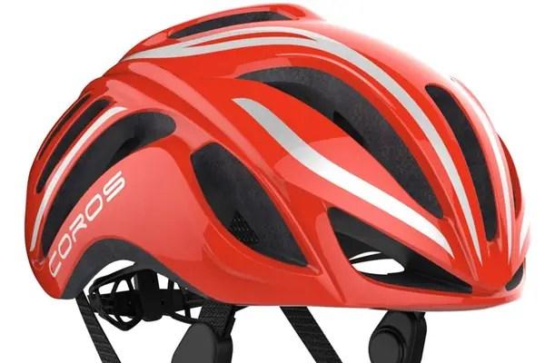 The first smart bike helmet with bone conduction tech