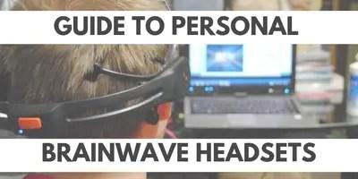 brainwave headband in lab
