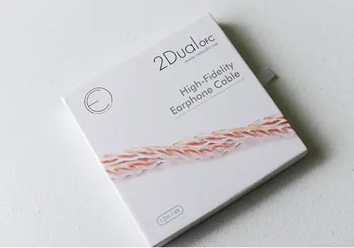 OE Audio 2 Dual OFC Cable