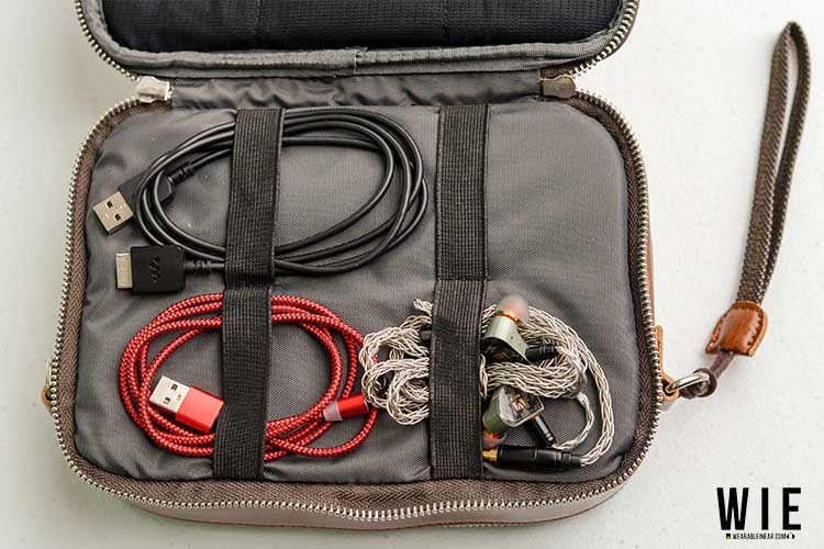 c2020 cable and IEM organizer