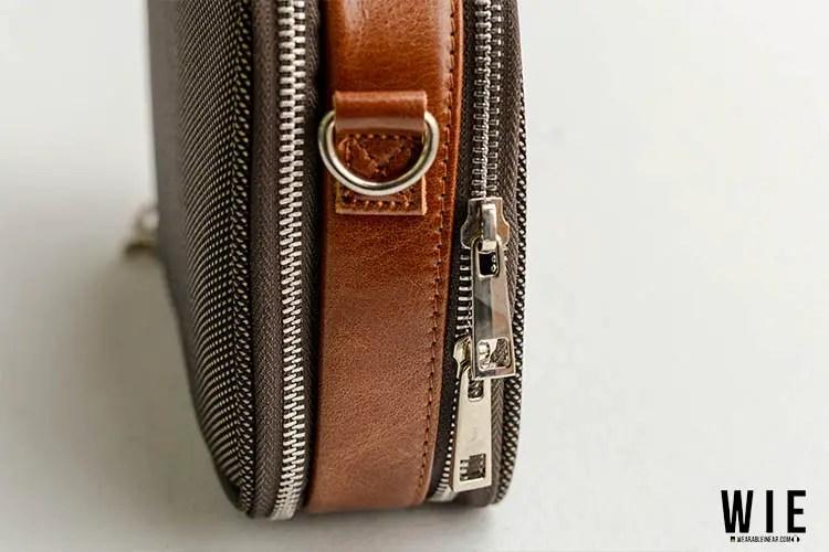 c2020 zipper build quality