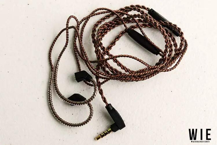 KBear KS2 stock cable