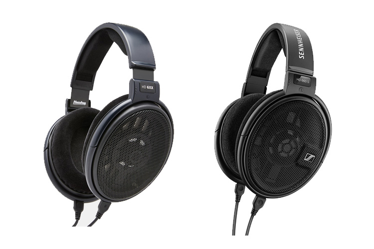 Sennheiser HD6XX vs HD660S