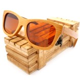 wooden sunglesses for men
