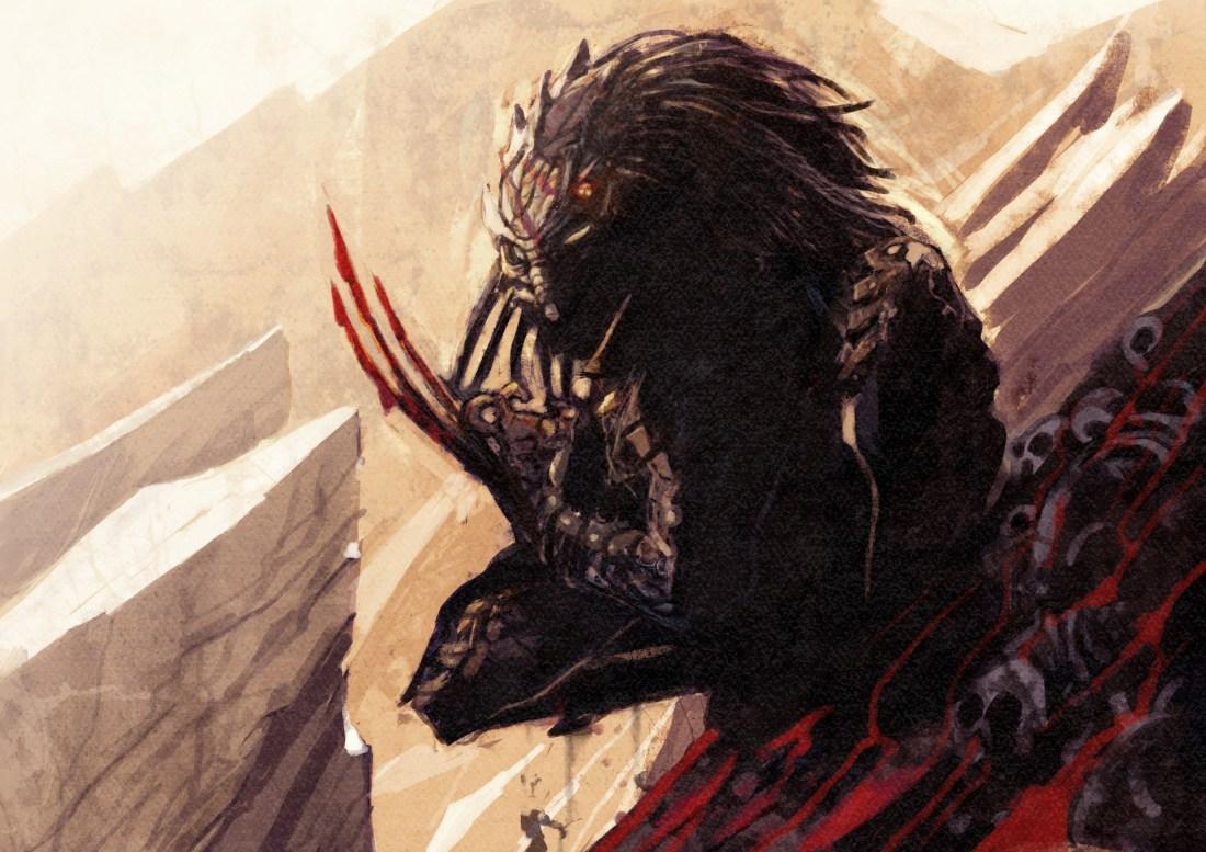 Daniele Afferni: Predator's blood