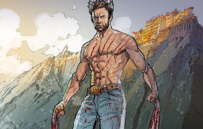 Daniele Afferni - Wolverine in Tibet