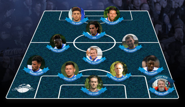 Roy's predicted team to face Bolton