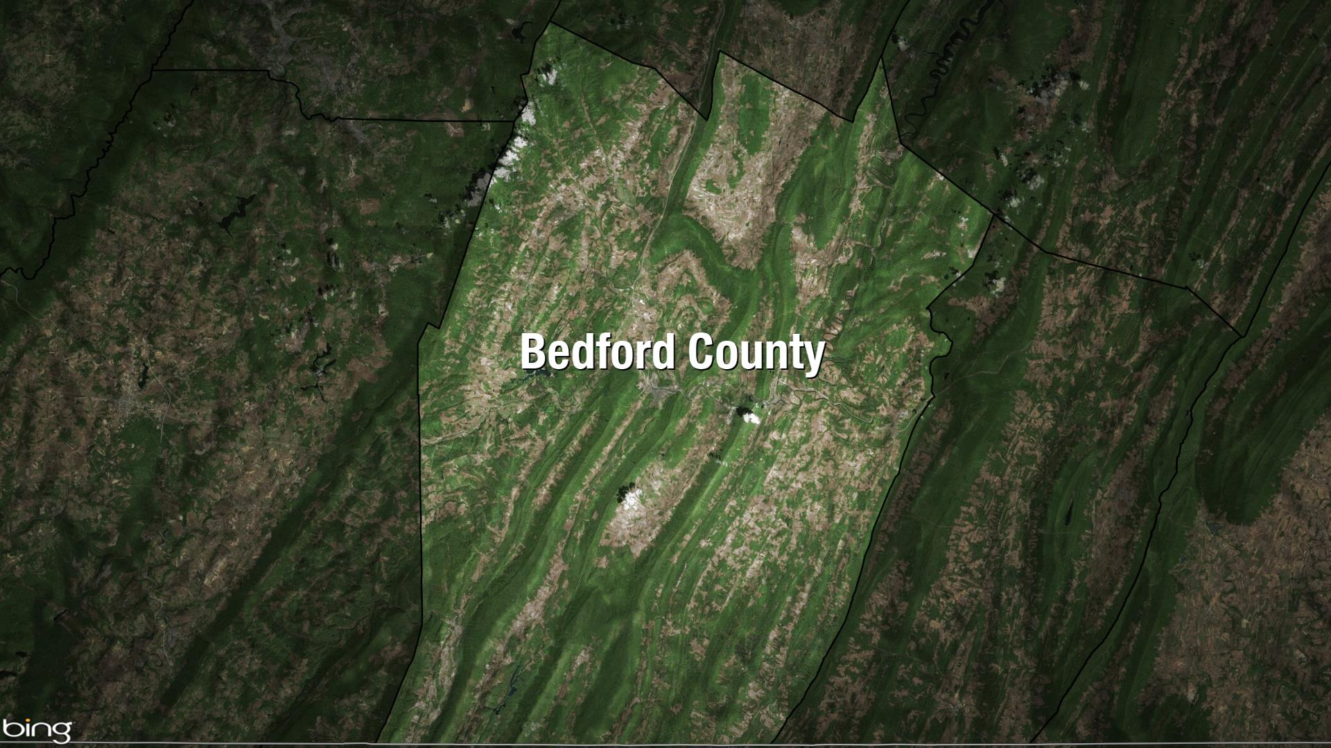 Bedford man in jail after breaking in, assaulting victim
