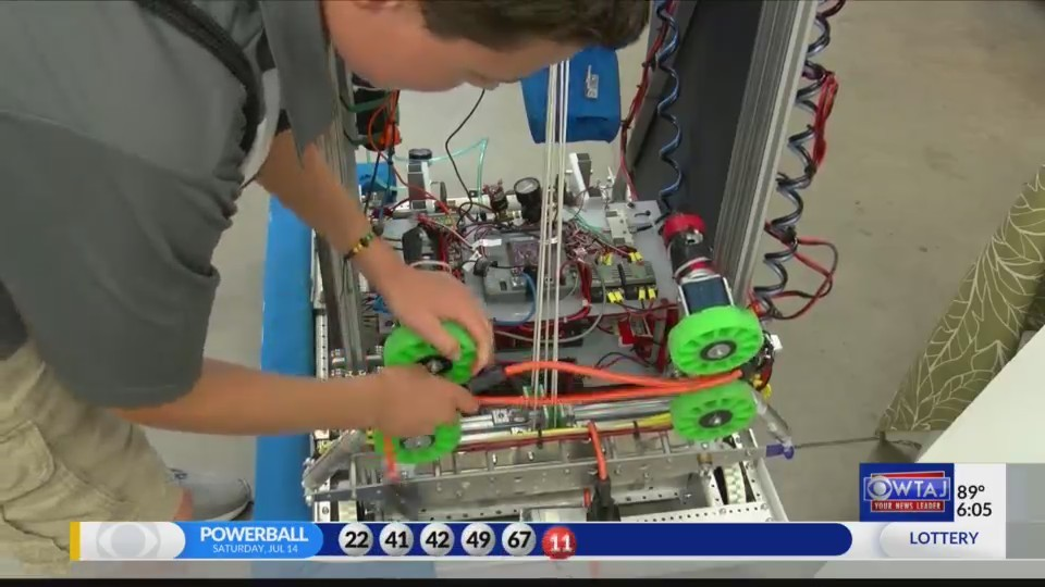 What the Future Holds for Centre County's 4-H Robotics Club