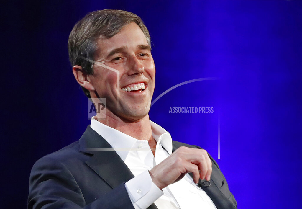 Election 2020 Beto O'Rourke_1552567039783