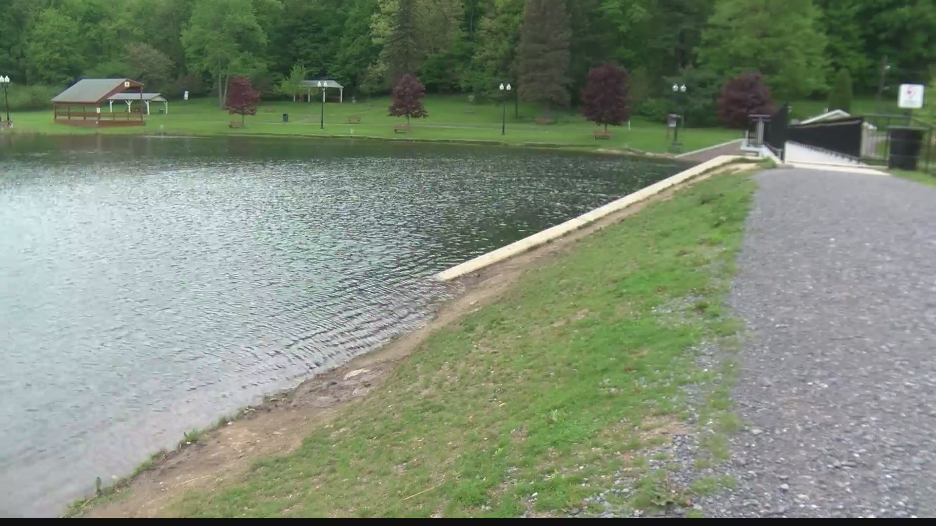 Fisherman who fell into Cold Stream Dam in Philipsburg is dead... cause of death currently unknown