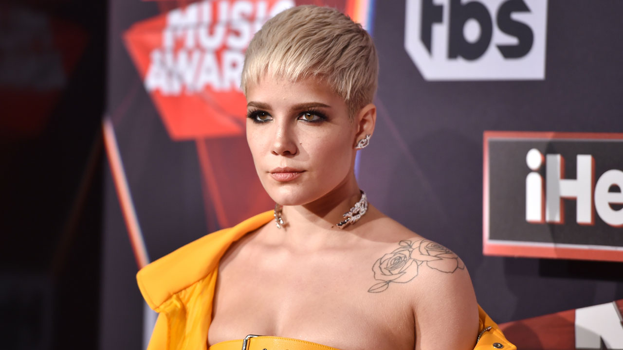 Halsey at 2017 IHeartRadio Music Awards37224200-159532