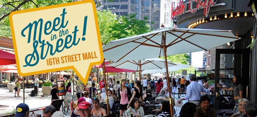 WeAreDenver Meet in the Street Festival!