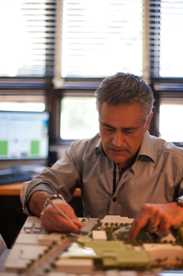Farhad Ashofteh Building On Trust Design Bureau
