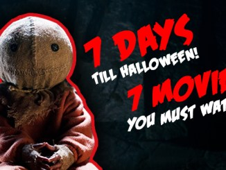 7 days till halloween 7 movies to watch