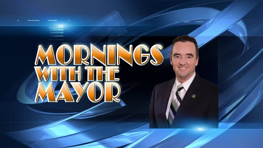 MORNINGS WITH THE MAYOR 8-1