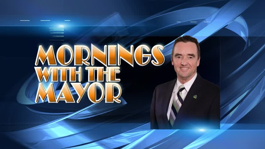 Mornings with the Mayor: 8-15-17