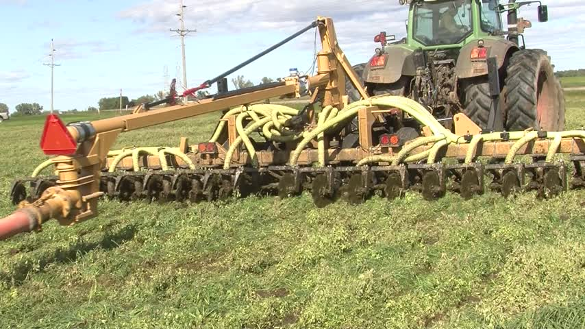 Ag Report - Manure Management