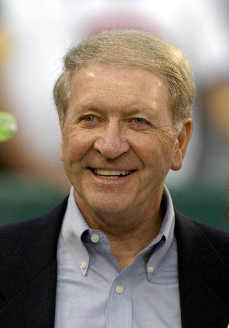 Former Packers President Bob Harlan