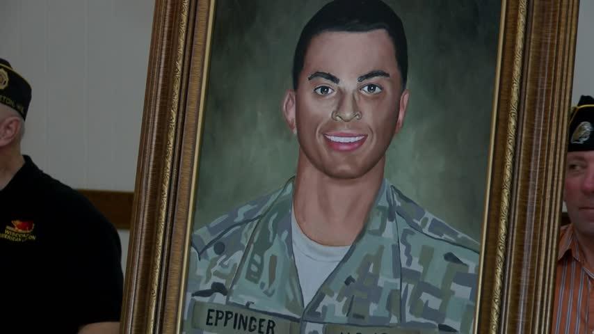 Garrick Eppinger Portrait