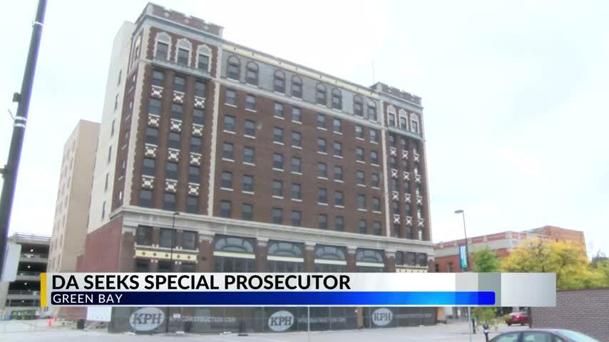 Special Prosecutor for mayor