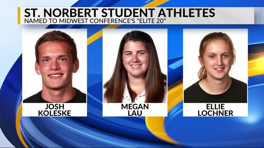 St. Norbert Student Athletes