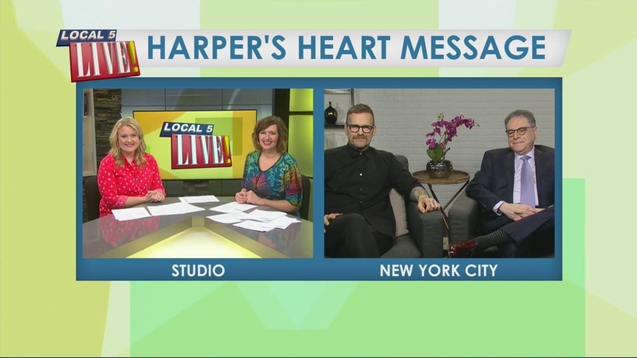 Bob Harper's Heart Message