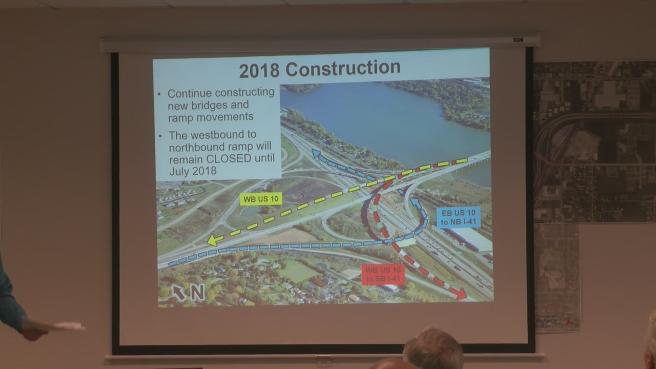 WI DOT updates public on WIS 441 Tri-County Expansion Project
