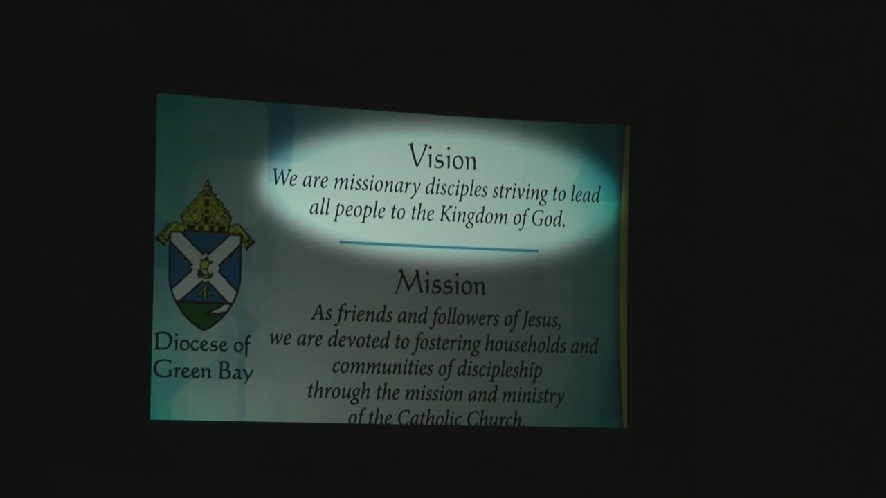A FILM PREMIERE CELEBRATING THE 150TH ANNIVERSARY OF THE GREEN BAY DIOCESE