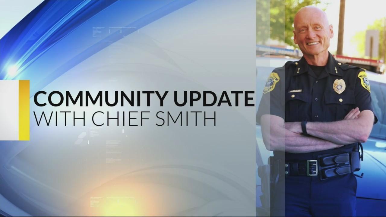 Chief Smith Community Update 3-22-18