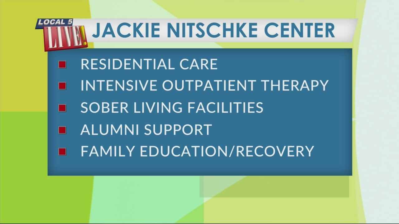 Jackie Nitschke Center: Addiction Support