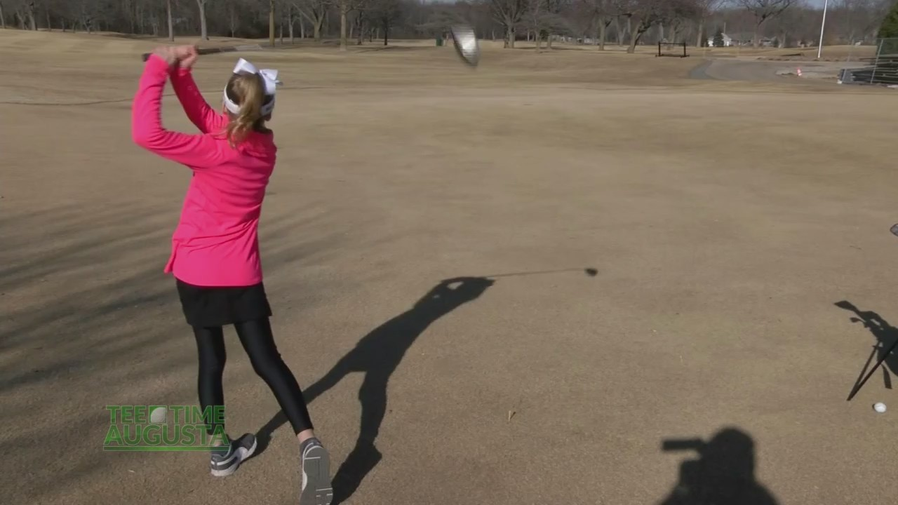 Local girl travels to Augusta, GA to compete in golf competition