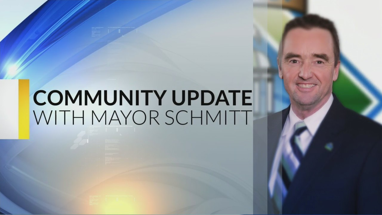 Mayor Schmitt's Community Update 4-24-18