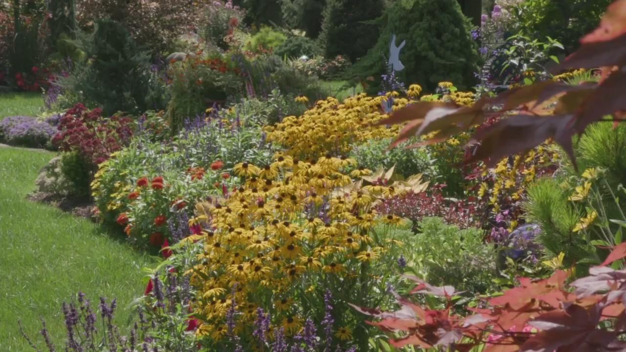 Melinda's Garden: Mixed Borders
