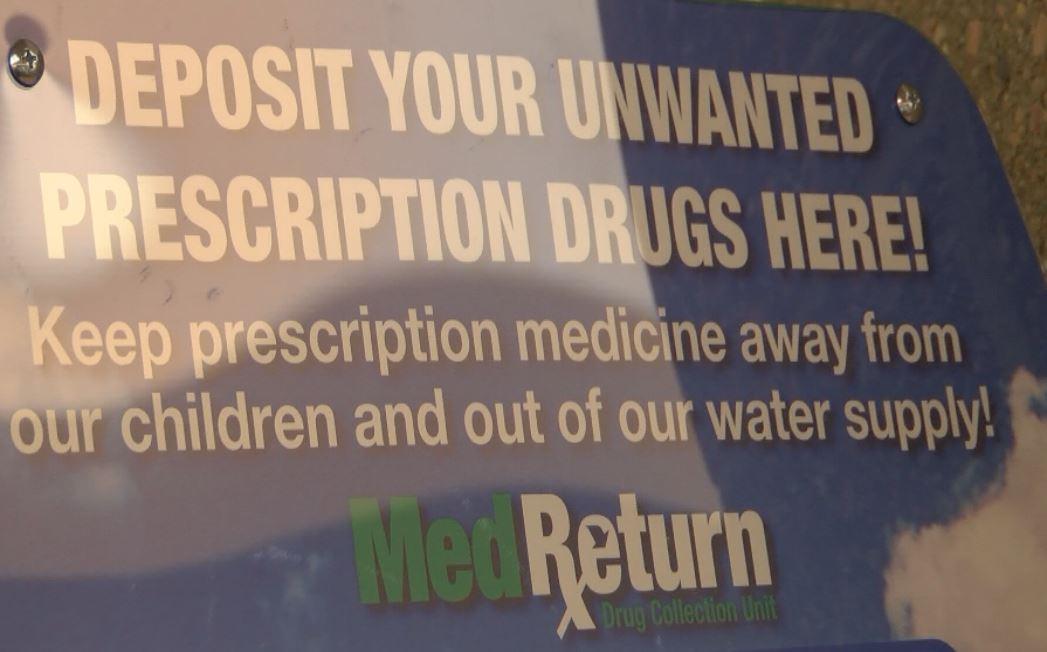 drug drop