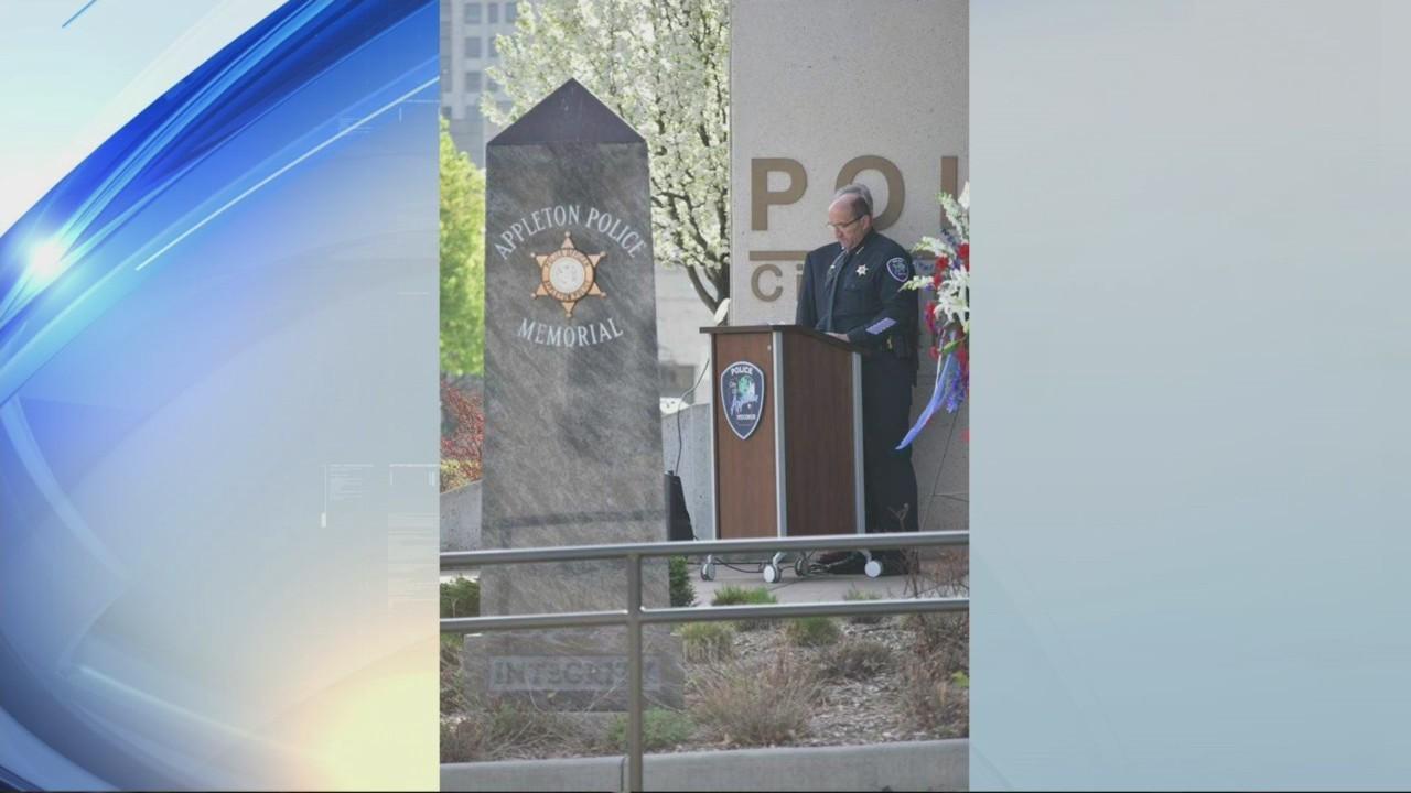 Chief Thomas' Community Update 5-16-18