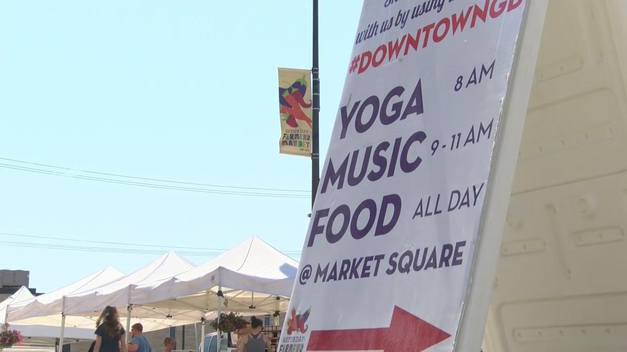 Green Bay Farmers Market is open for the season