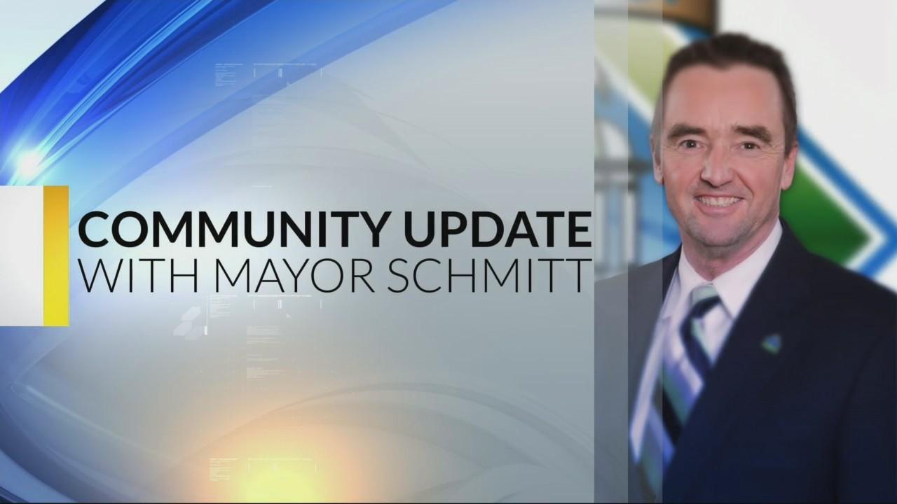 Mayor Schmitt Community Update 6-5-18