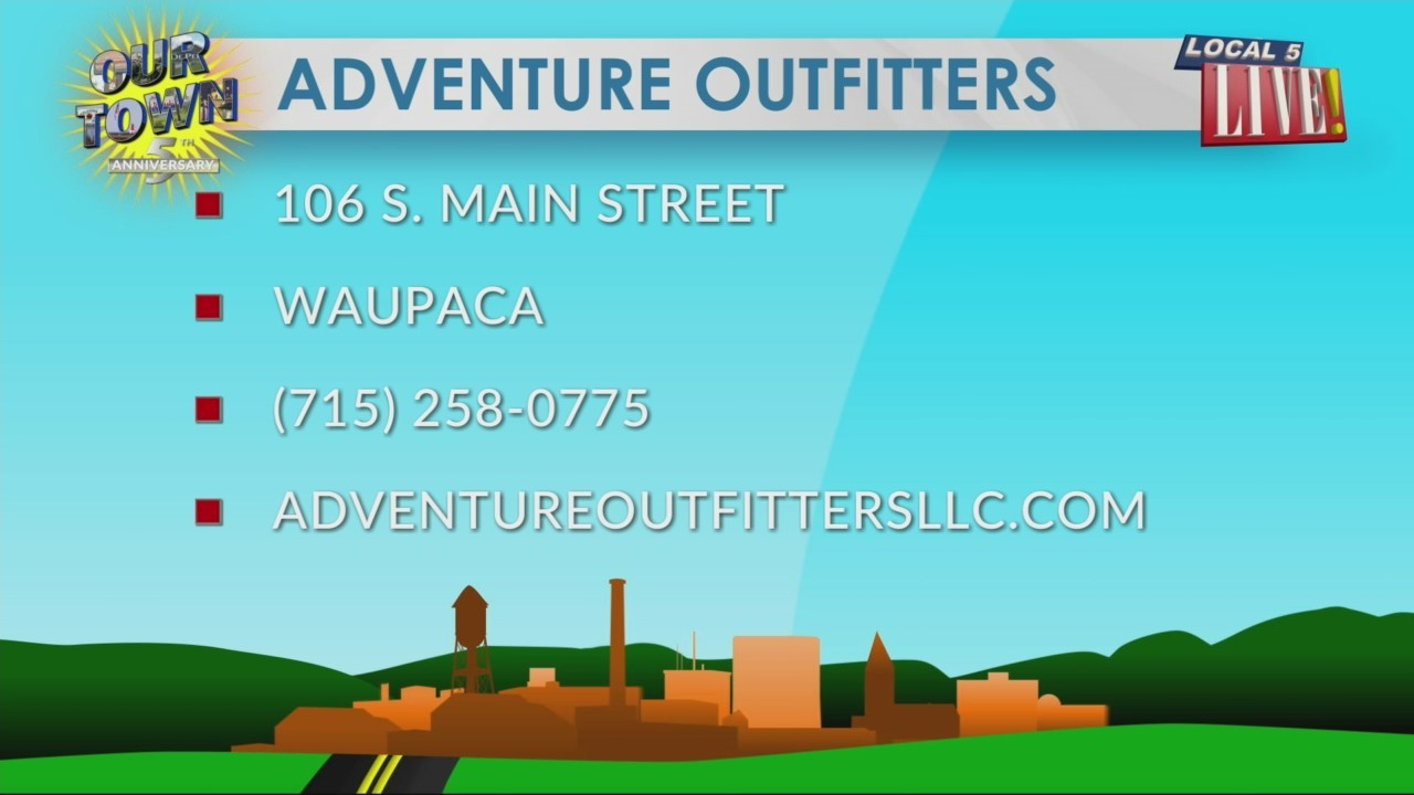 Our Town Waupaca 2018: Adventure Outfitters