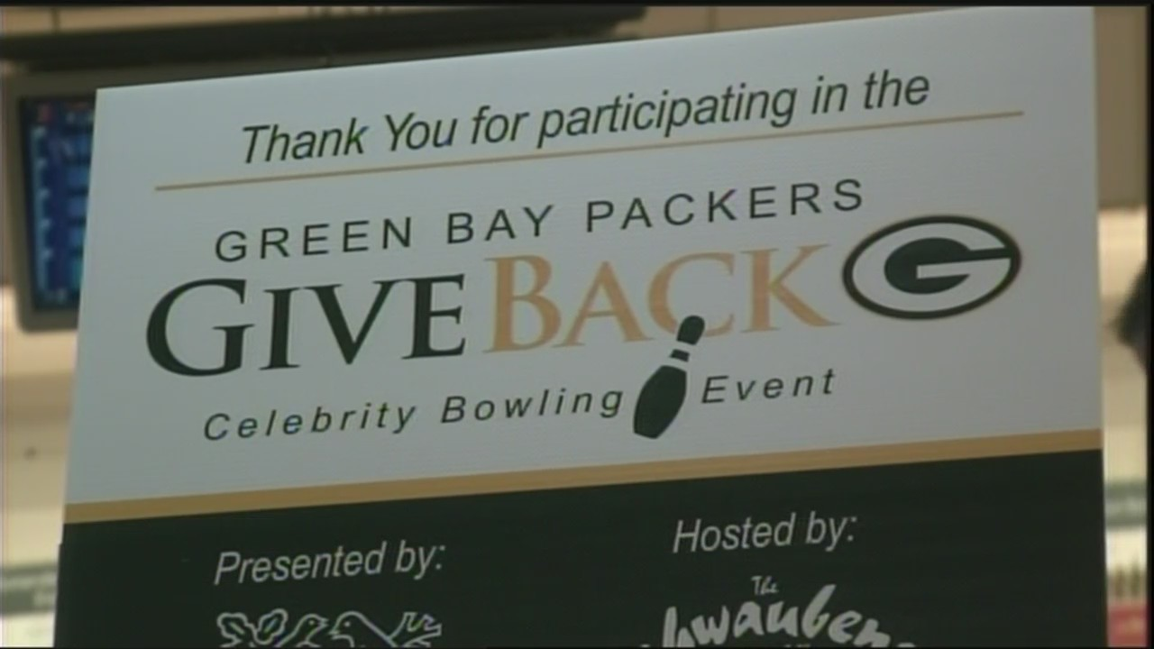 Packers Give Back Celebrity Bowling Event